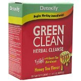Detoxify Green Clean Conc 1x8 Fluid oz Each by DETOXIFY
