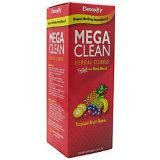 Detoxify Mega Clean Trop 1x32 Fluid oz Each by DETOXIFY
