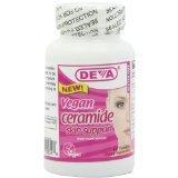 Ceramide Skin Support Vgn 1x60 Tab Each by DEVA VEGAN VITAMINS