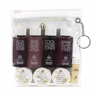 Alpha Beta Peel Kit 2-Stp 1x2-2 oz Each by DEVITA NATURAL SKIN CARE