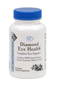 Diamond Eye Health 1x90 Tab Each by DIAMOND-HERPANACINE