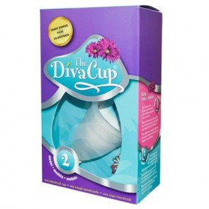 Clip Strip Diva Cup 1&2 6x count Case by DIVA CUP