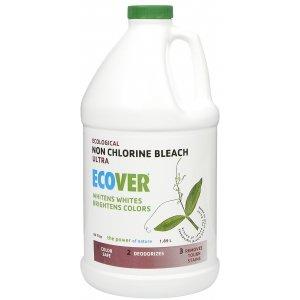 Bleach Non Chlorine 6x64 Fluid oz Case by ECOVER