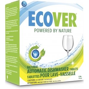 Auto Dishwasher Tabs 12x17.6 oz Case by ECOVER