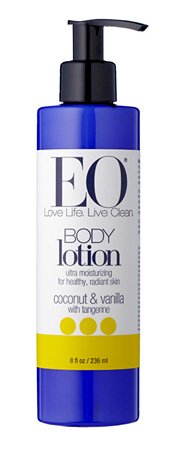 Body Lotion Coconut&Vanilla 1x8 Fluid oz Each by EO PRODUCTS