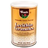 Lecithin Granules 1x16  oz Each by FEARNS SOYA FOOD