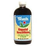 Liquid Lecithin 1x16 Fluid oz Each by FEARNS SOYA FOOD