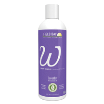 Body Wash Lavender 1x16 Fluid oz Each by FIELD DAY