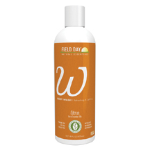 Body Wash Citrus 1x16 Fluid oz Each by FIELD DAY