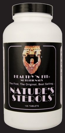 Image 0 of Nature'S Sterols 1x135 Tab Each by HEALTHY 'N FIT