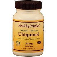 Image 0 of Ubiquinol 50Mg Kaneka Qh 1x60 Soft Gel Each by HEALTHY ORIGINS