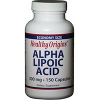 Alpha Lipoic Acid 300Mg 1x150 Cap Each by HEALTHY ORIGINS