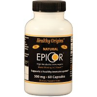 Image 0 of Epicor 500 Mg 1x60 Cap Each by HEALTHY ORIGINS