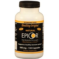 Image 0 of Epicor 500 Mg 1x150 Cap Each by HEALTHY ORIGINS