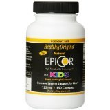 Image 0 of Epicor For Kids 125Mg 1x150 Cap Each by HEALTHY ORIGINS