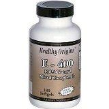 Image 0 of Vitamin E 400Iu 1x180Soft Gel Each by HEALTHY ORIGINS