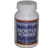 Image 0 of Inositol Powder 1x2 oz Each by HEALTHY ORIGINS