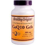 Image 0 of Coq10 300Mg Kaneka Q10 1x60 Soft Gel Each by HEALTHY ORIGINS
