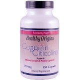 Image 0 of Cognizin(Citicoline)250Mg 1x150 Cap Each by HEALTHY ORIGINS