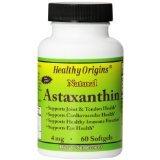 Image 0 of Astaxanthin 4 Mg 1x60 Soft Gel Each by HEALTHY ORIGINS