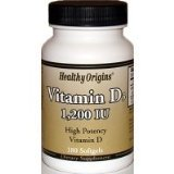 Image 0 of Vitamin D3 1 200Iu 1x180Soft Gel Each by HEALTHY ORIGINS