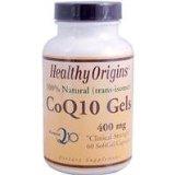 Image 0 of Coq10 400Mg Kaneka Q10 1x60 Soft Gel Each by HEALTHY ORIGINS