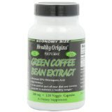 Image 2 of Green Coffee Bn Extr 200Mg 1x120 VCap Each by HEALTHY ORIGINS