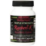 Image 0 of Raspberry Ketones 300Mg 1x60 Cap Each by HEALTHY ORIGINS