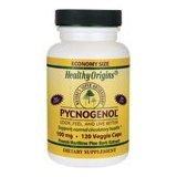 Image 0 of Pycnogenol Veg Caps 100Mg 1x120 VCap Each by HEALTHY ORIGINS