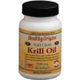 Image 0 of Krill Oil 500Mg 1x60  Soft Gel Each by HEALTHY ORIGINS