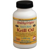 Image 0 of Krill Oil 1 000Mg 1x60  Soft Gel Each by HEALTHY ORIGINS