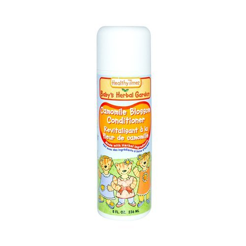 Baby Conditioner Chamomile Balsam 1x8 Fluid oz Each by HEALTHY TIMES
