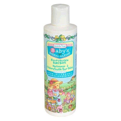 Baby Bath Soap Honeysuckl 1x8 oz Each by HEALTHY TIMES