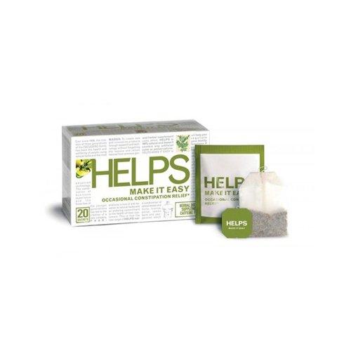 Tea Make It Easy 1x20 Bag Each by HELPS TEAS