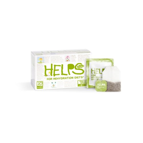 Tea Kids Rehydration 1x20 Bag Each by HELPS TEAS