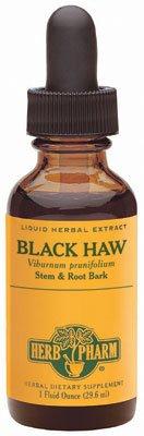 Image 0 of Black Haw 1x1 Fluid oz Each by HERB PHARM