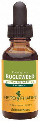 Image 0 of Bugleweed 1x1 Fluid oz Each by HERB PHARM