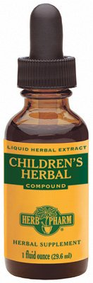 Image 0 of Children'S Compound 1x1 Fluid oz Each by HERB PHARM