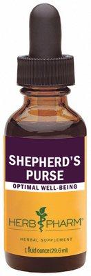 Image 0 of Shepherd'S Purse 1x1 Fluid oz Each by HERB PHARM