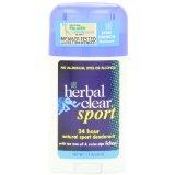 Deodorant Stk Sport 1x1.8 oz Each by HERBAL CLEAR