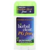 Deodorant Stk Aloe Frsh Pg Fre 1x1.8 oz Each by HERBAL CLEAR