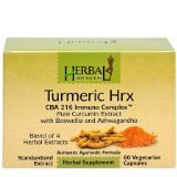 Turmeric Hrx 1x60 VCap Each by HERBAL DESTINATION