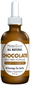 Creme De Chocolate 1x2 oz Each by HERBASWAY