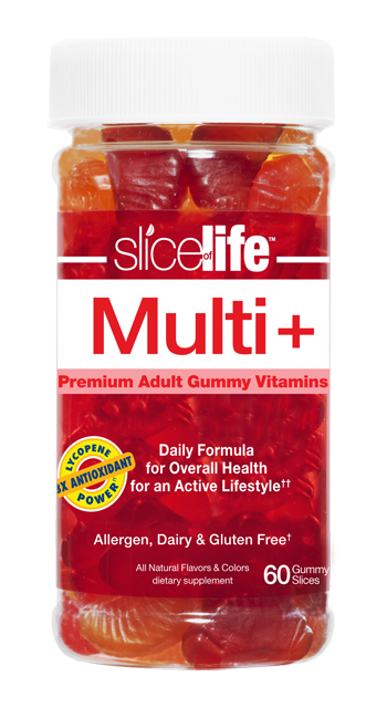 Slice Of Life Multi&Mineral 1x60 count Each by HERO NUTRITIONAL PRODUCTS