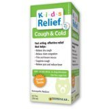 Kids Cough & Cold 1x8.5 Fluid oz Each by HOMEOLAB USA