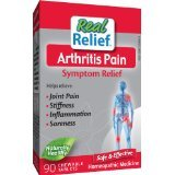 Arthritis Relief 1x90 Tab Each by HOMEOLAB USA