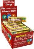Drops Honey Energy Plus 24x1.58 oz Case by HONEES