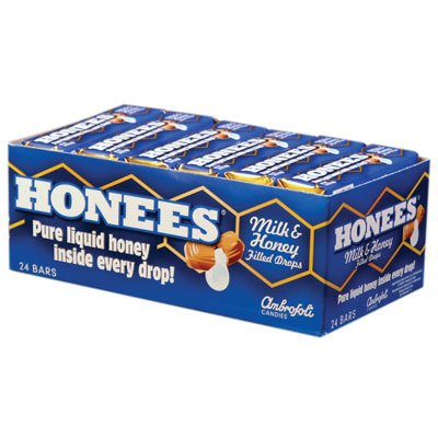 Drops Milk & Honey Filled 24x1.5 oz Case by HONEES