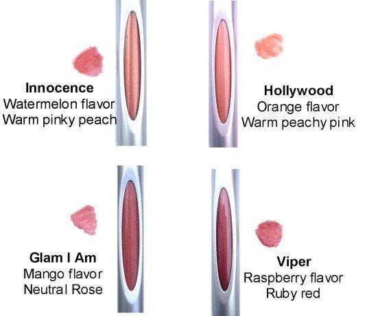 Image 0 of Lip Gloss Innocence 1x6 ML Each by HONEYBEE GARDENS