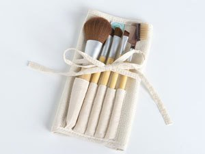 Image 0 of Brush Set Cosmetic 1x count Each by HONEYBEE GARDENS